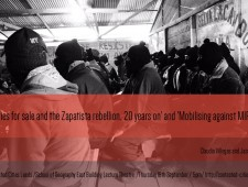 Cities for sale and the Zapatista rebellion, 20 years on