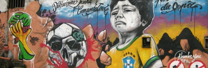New Trailer MARAKÁ'NÀ: struggles in Rio De Janeiro surrounding the Maracanã stadium