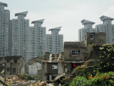 Accumulation by Dispossession in cities: UK, China, Argentina.