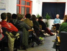 Think Hope, Think Crisis: a workshop with John Holloway