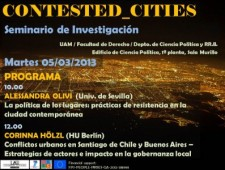Seminario investigación Madrid