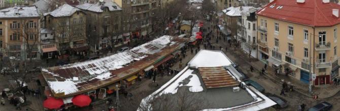 Gentrificación en Sofía