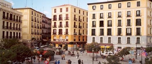 Políticas de Gentrificación en el Centro Histórico de Madrid