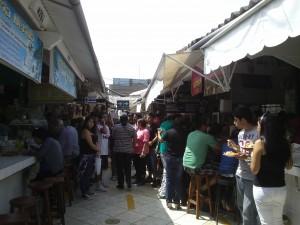 AM Huaita Alfaro May14 Sabado en mercado de Jesus Maria - Lima, Peru_baja
