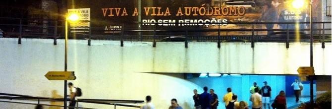 Vila Autódromo: Reflexiones a un año del documental Eu Fico