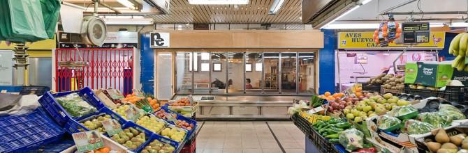 """Construyendo barrio desde el mercado:  entrevista al proyecto """"Mercado Habitado"""" de Lavapiés"""