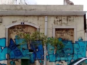 Una pregunta constante es para qué y para quiénes son las ciudades. En Lisboa esto hace mucho sentido por el proceso de turistificación que vive actualmente. Fuente: Selene López. Lisboa 2016.