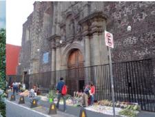 Conferencia Centro Histórico de la Ciudad de México como espacio habitable