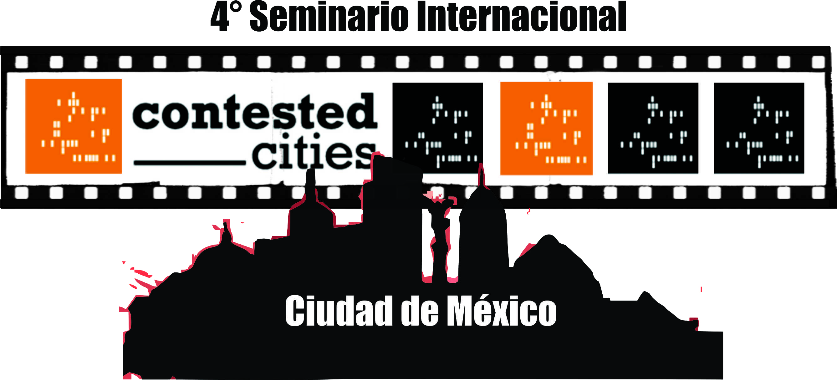 4o Seminario Red Internacional Contested Cities. Exhibición de Videos Sesión II. Centro Cultural Universitario Tlatelolco, Ciudad de México 17 abril 2015