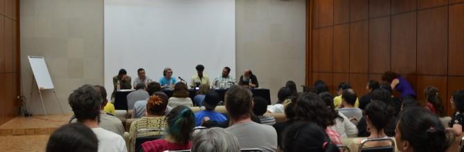 Video del Foro de Diálogo sobre Gentrificación y por el Derecho a la Ciudad