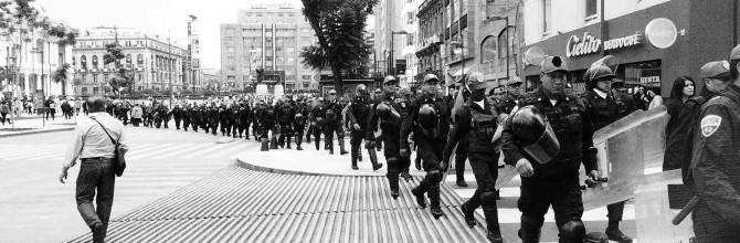 Justicia social y espacio público