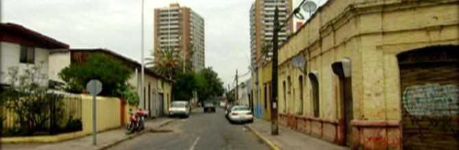 Mercado de alquiler residencial para inmigrantes,renta urbana y destrucción creativa