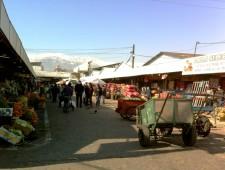 Aprendiendo de La Vega Central: paisaje inclusivo de vendedores, paisaje de gentrificación de consumidores