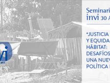 Justicia social y equidad en el hábitat. Seminario 30 años INVI