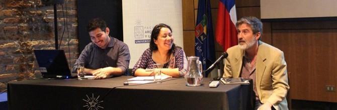 Disponibilizamos audio del conversatorio con Doris González, UKAMAU