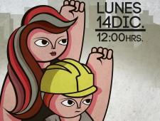 [14/12] Movimiento de Pobladores UKAMAU – Conversatorio con Doris González