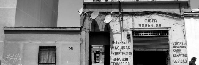 Paisaje en trance: Foto-ensayo de la Renovación urbana en Santa Isabel-Santiago