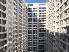 Burbuja inmobiliaria y hacinamiento en edificios de Estacion Central