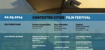 3er Seminario Internacional Contested_Cities