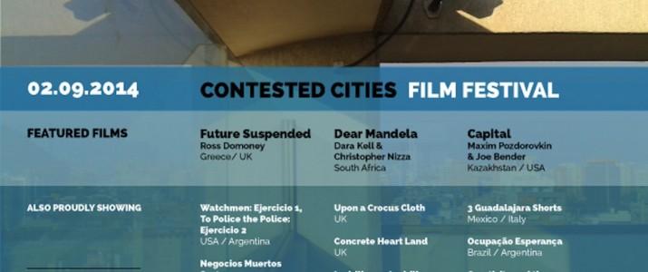3er Seminario Internacional Contested_Cities
