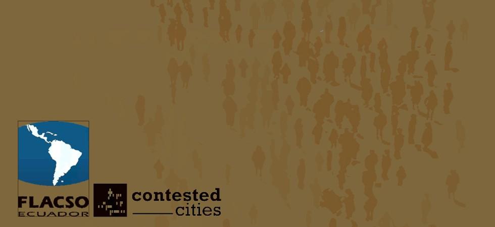 Diálogos sobre lo público procesos de gentrificación en cuatro ciudades: Madrid, Atenas, Santiago y Quito