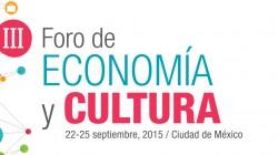 Foro de economía y cultura en Ciudad de México