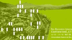 Quinto Encuentro de la Red CONTESTED_CITIES