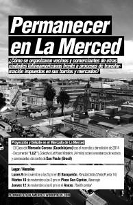 [MÉXICO] Permanecer en La Merced