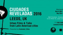 CIudades Reveladas en Leeds 2016