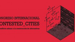 Información sobre el I Congreso CONTESTED_CITIES 2016