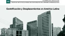 Gentrificación y desplazamiento en América Latina