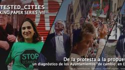 De la protesta a la propuesta – un diagnóstico de los Ayuntamientos 'de cambio' en España